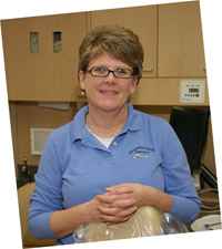 Patti - Dental Assistant and  Front Desk